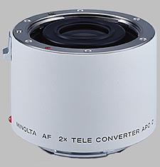 image of the Konica Minolta 2X AF Apo (D) lens