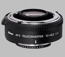 image of the Nikon 1.4X AF-S TC-14E II lens