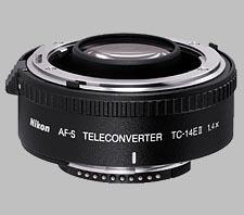 image of the Nikon 1.4X AF-S TC-14E II lens