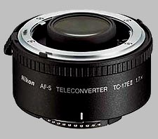 image of the Nikon 1.7X AF-S TC-17E II lens