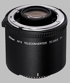image of Nikon 2X AF-S TC-20E II