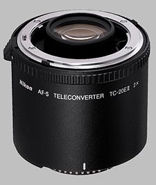 image of the Nikon 2X AF-S TC-20E II lens