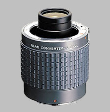 image of the Pentax 2X-L lens