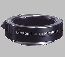 image of the Tamron 1.4X F AF lens