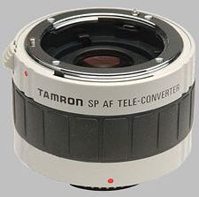 image of the Tamron 2X SP AF PRO lens