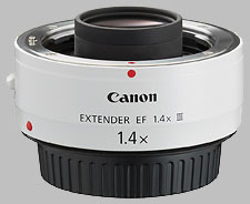 image of the Canon 1.4X Extender EF III lens