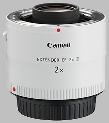 image of the Canon 2x Extender EF III lens