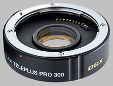 image of the Kenko 1.4X Teleplus PRO 300 DGX AF lens