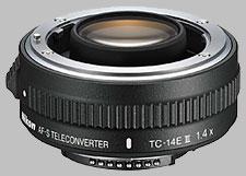 image of the Nikon 1.4X AF-S TC-14E III lens