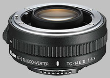 image of the Nikon 1.4X AF-S TC-14E III lens
