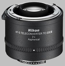 image of the Nikon 2X AF-S TC-20E III lens