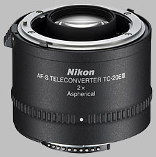 image of the Nikon 2X AF-S TC-20E III lens