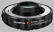 image of the Olympus 1.4X MC-14 lens