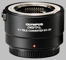 image of the Olympus 2X EC-20 lens