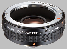 image of the Pentax 1.4X-S lens