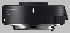 image of the Sigma 1.4X TC-1401 lens