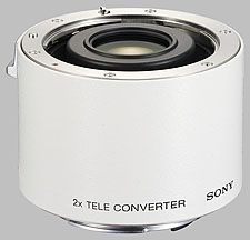 image of the Sony 2X SAL-20TC lens