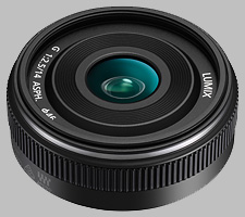 image of the Panasonic 14mm f/2.5 II ASPH LUMIX G lens