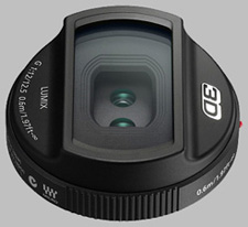 image of the Panasonic 12.5mm f/12 LUMIX G 3D lens
