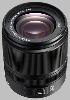 image of the Panasonic 14-50mm f/3.8-5.6 ASPH MEGA OIS LEICA D VARIO-ELMAR lens