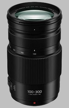 image of Panasonic 100-300mm f/4-5.6 II ASPH POWER OIS LUMIX G VARIO