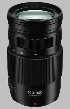 image of the Panasonic 100-300mm f/4-5.6 II ASPH POWER OIS LUMIX G VARIO lens