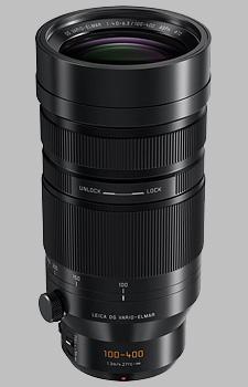 image of the Panasonic 100-400mm f/4-6.3 ASPH POWER OIS LEICA DG VARIO-ELMAR lens