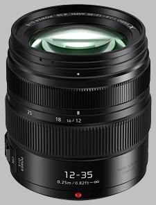 image of the Panasonic 12-35mm f/2.8 II ASPH POWER OIS LUMIX G X VARIO lens