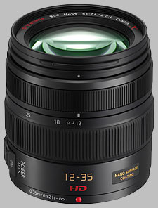 image of the Panasonic 12-35mm f/2.8 ASPH POWER OIS LUMIX G X VARIO lens