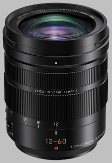 image of the Panasonic 12-60mm f/2.8-4 ASPH POWER OIS LEICA DG VARIO-ELMARIT lens