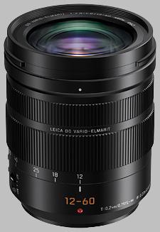 image of the Panasonic 12-60mm f/2.8-4 ASPH POWER OIS LEICA DG VARIO-ELMARIT lens