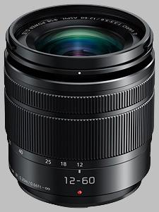 image of the Panasonic 12-60mm f/3.5-5.6 ASPH POWER OIS LUMIX G VARIO lens