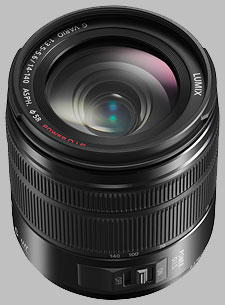 image of the Panasonic 14-140mm f/3.5-5.6 ASPH POWER OIS LUMIX G VARIO lens