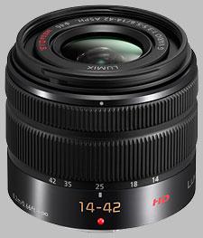 image of Panasonic 14-42mm f/3.5-5.6 II ASPH MEGA OIS LUMIX G Vario