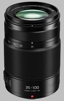 image of the Panasonic 35-100mm f/2.8 II POWER OIS LUMIX G X VARIO lens