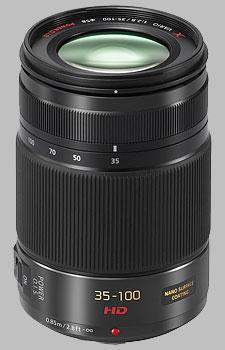 image of Panasonic 35-100mm f/2.8 POWER OIS LUMIX G X VARIO HD