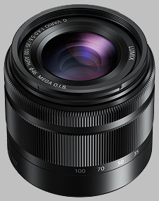 image of the Panasonic 35-100mm f/4-5.6 MEGA OIS LUMIX G X VARIO lens