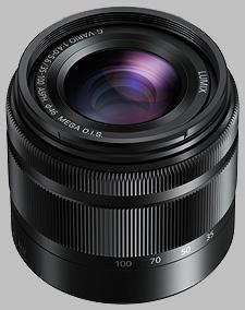 image of the Panasonic 35-100mm f/4-5.6 MEGA OIS LUMIX G X VARIO lens