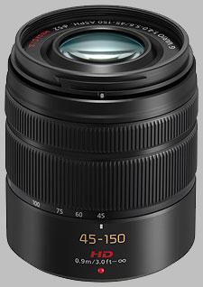 image of Panasonic 45-150mm f/4-5.6 ASPH MEGA OIS LUMIX G VARIO