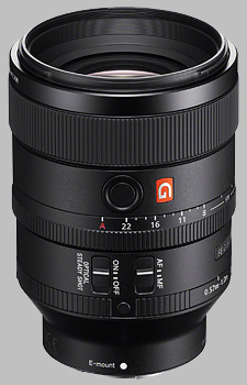 image of the Sony FE 100mm f/2.8 STF GM OSS SEL100F28GM lens