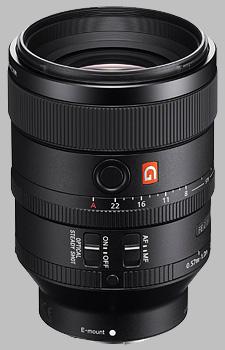 image of the Sony FE 100mm f/2.8 STF GM OSS SEL100F28GM lens