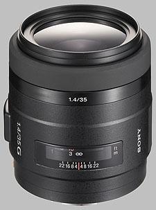 image of Sony 35mm f/1.4 G SAL-35F14G