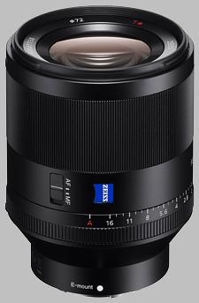image of Sony FE 50mm f/1.4 ZA SSM Zeiss Planar T* SEL50F14Z