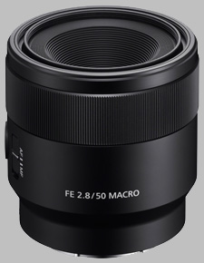 image of the Sony FE 50mm f/2.8 Macro SEL50M28 lens