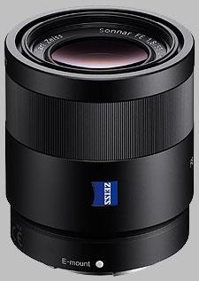 image of Sony FE 55mm f/1.8 ZA Carl Zeiss Sonnar T* SEL55F18Z