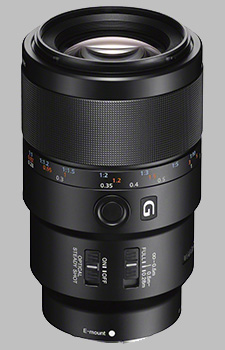 image of the Sony FE 90mm f/2.8 Macro G OSS SEL90M28G lens