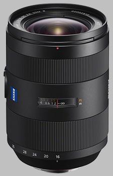 image of Sony 16-35mm f/2.8 ZA SSM II Zeiss Vario-Sonnar T* SAL1635Z2