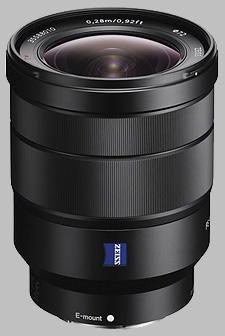 image of Sony FE 16-35mm f/4 ZA OSS Zeiss Vario-Tessar T* SEL1635Z