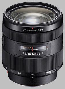 image of Sony 16-50mm f/2.8 DT SSM SAL1650