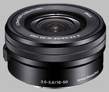 image of the Sony E 16-50mm f/3.5-5.6 PZ OSS SELP1650 lens